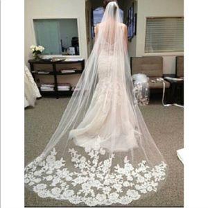 Bridal Long Veil